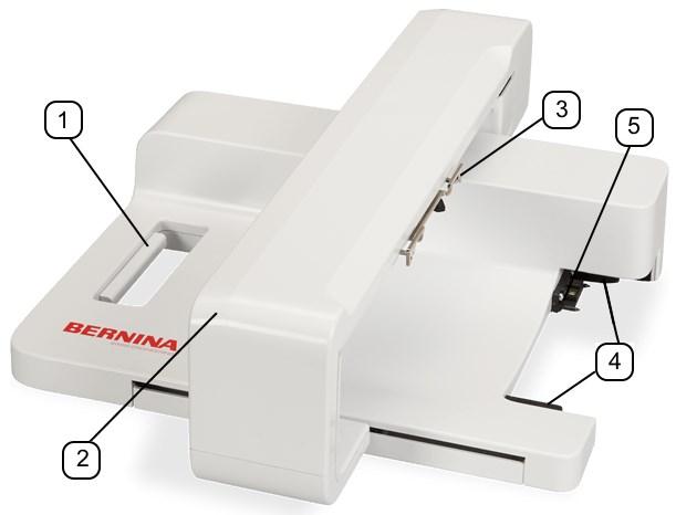 Вышивальный модуль Bernina M для машин 5 серии
